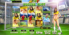 Play 2014 Soccer Slot