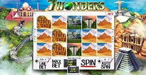 Play 7 Wonders Slot