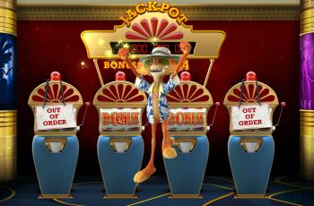 Cat in Vegas – Bonus Game
