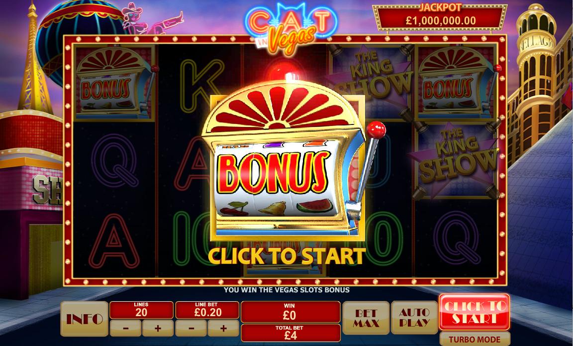 Spiele Cat In Vegas - Video Slots Online
