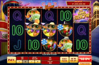 Cat in Vegas – Gameplay