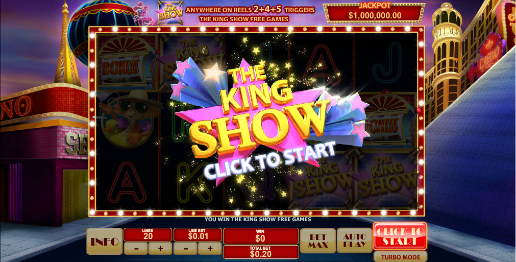 Spiele Cat In Vegas - Video Slots Online