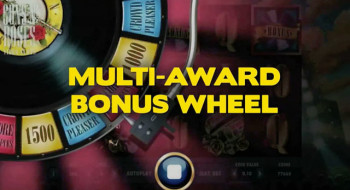 Guns-n-Roses – Multi Award Bonus Wheel
