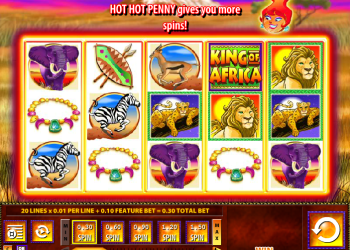 King of Africa – Gameplay