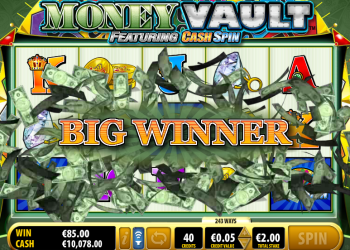 Money Vault – Big Winner