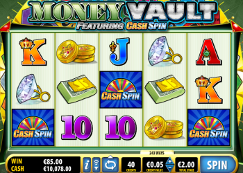 Money Vault – Game Play