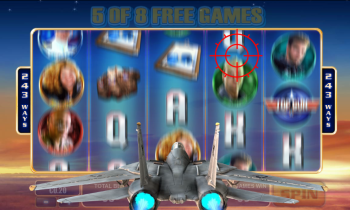 Top Gun Slot – Free Spins 2