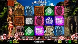 Play Archibald Oriental Tales Slot