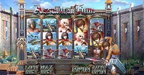 Play Assault on Titan Slot