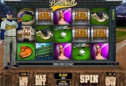 Play Baseball Slot Game