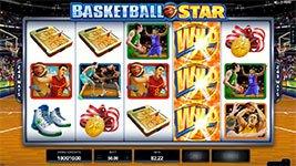 Play Basketball Star Slot