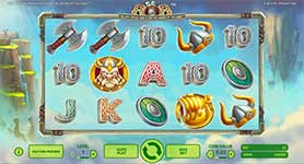 Play Bob: The Epic Viking Quest for the Sword of Tullemutt Slot Online