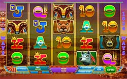 Play By the Rivers of Buffalo Slot Online