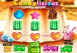 Play Candylicious Slot