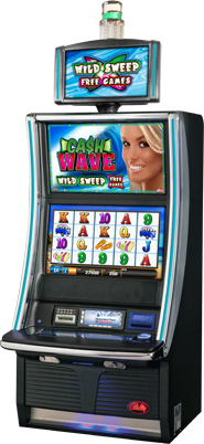Cash Wave Slot Machine in Las Vegas