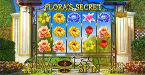Play Floras Secret Slot