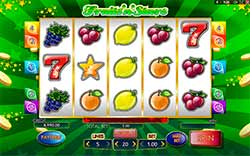 Play Fruits 'n' Stars Slot Online