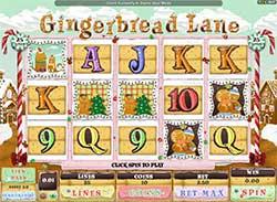Play Gingerbread Lane Slot