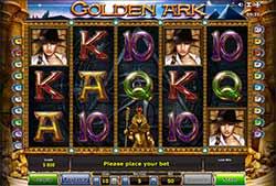 Play Golden Ark Slot