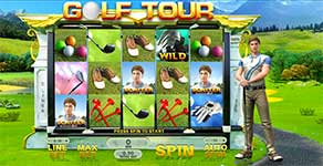 Play Golf Tour Slot