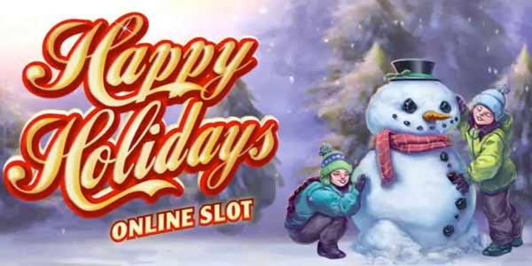 Happy Holidays Slot Machine Online ᐈ Microgaming™ Casino Slots