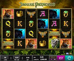Play Jaguar Princess Slot