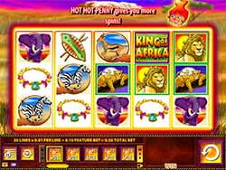 Play King of Africa Slot