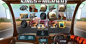 Play Kings of Highway Slot