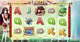 Play Koi Princess Slot Online