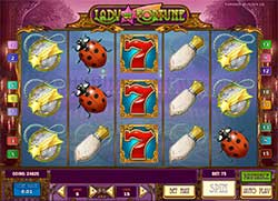 Free Lady of Fortune Slot Machine
