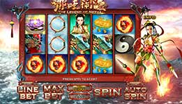 Play Legend of Nezha Slot