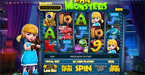 Play Little Monsters Slot