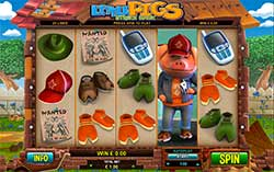 Play Little Pigs Strike Back Slot
