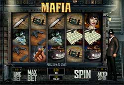 Play Mafia Slot