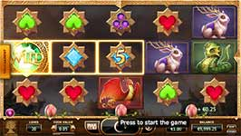 Play Nirvana Slot Online