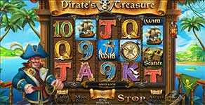 Play Pirate's Treasure Slot