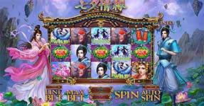 Play Qixi Festival Slot