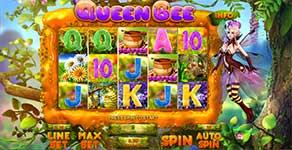 Play Queen Bee Slot