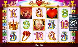 Play Queen of Hearts Slot
