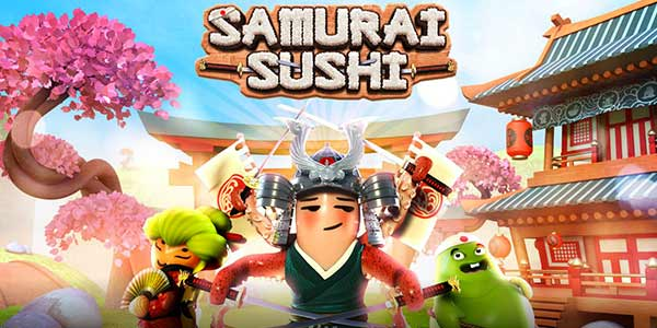 Samurai Sushi Slot - Play this Game for Free Online
