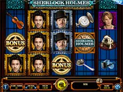 Play Sherlock Holmes: The Hunt for Blackwood slot by IGT