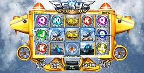 Play Sky Strikers Slot