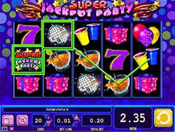 Play Super Jackpot Party Slot Free Online