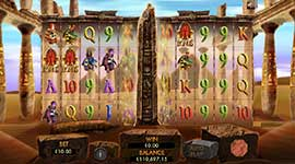 Play Temple of Luxor Slot