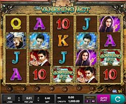 Play The Vanishing Act Slot