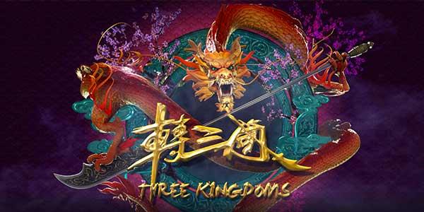 Spiele Three Kingdoms - Video Slots Online