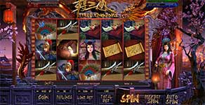 Play Three Kingdoms Slot