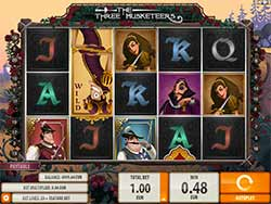Play Three Musketeers Slot
