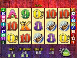 Play Tiki Torch Slot