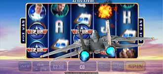 Play Top Gun Slot Online